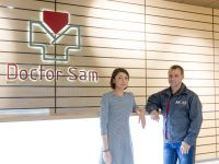 The multi-specialty clinic of Doctor Sam Medical Network